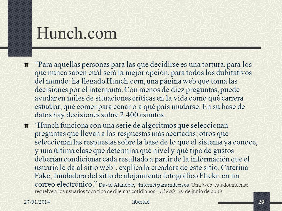 Hunch.com