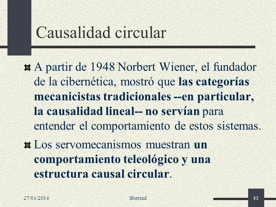 Causalidad circular