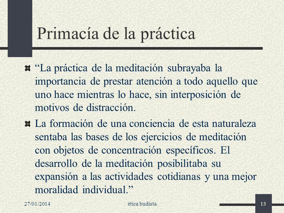 Primacía de la práctica