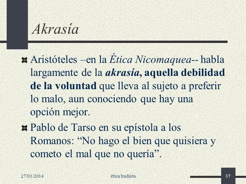 Akrasía