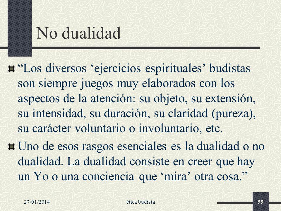 No dualidad