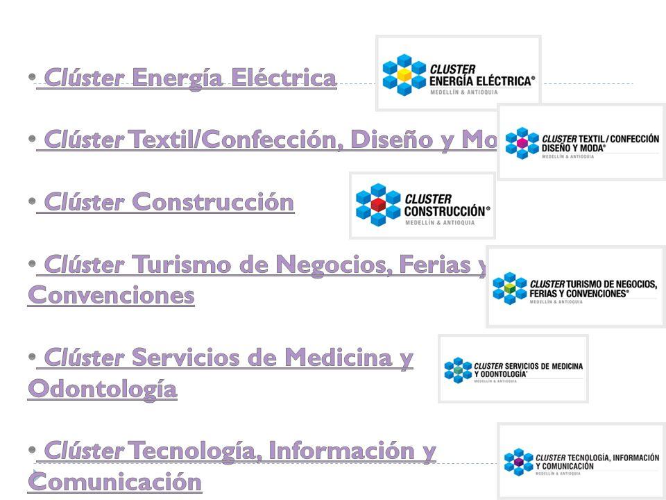 Clúster Energía Eléctrica