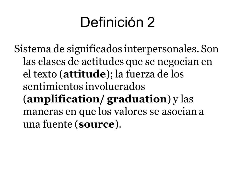 Definición 2