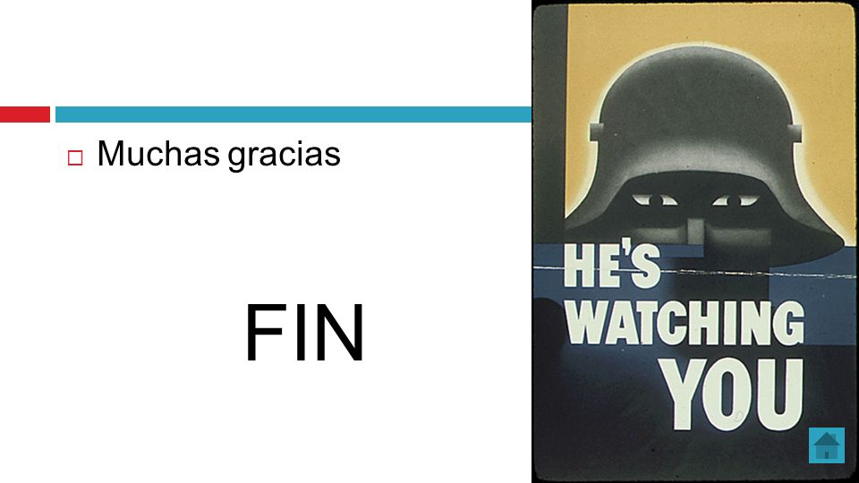 Muchas gracias FIN