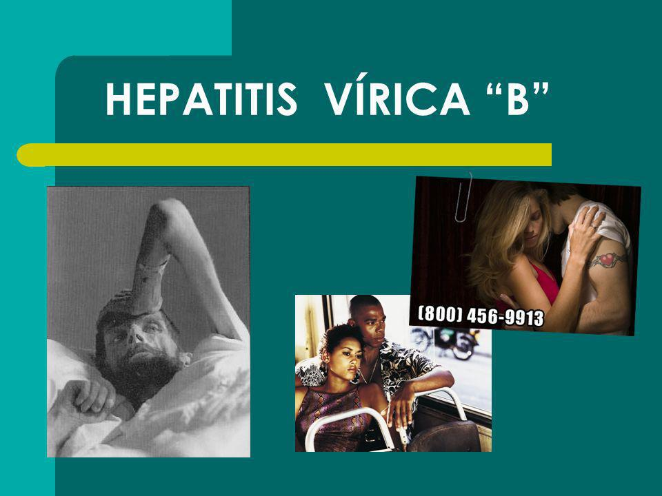 HEPATITIS VÍRICA B