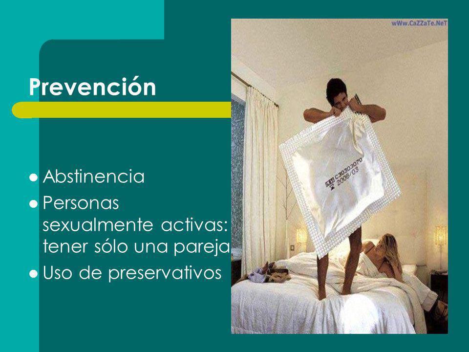 Prevención Abstinencia