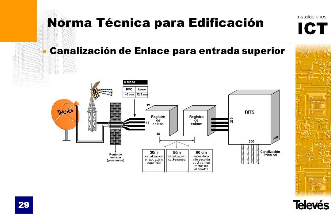Norma Técnica para Edificación