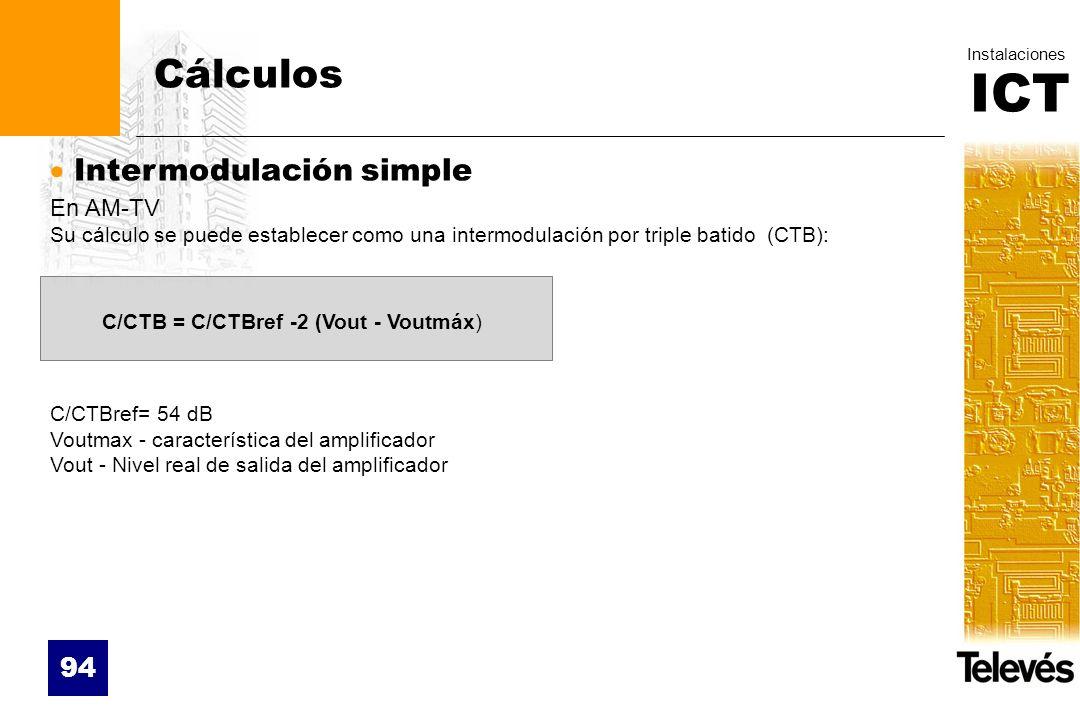 C/CTB = C/CTBref -2 (Vout - Voutmáx)