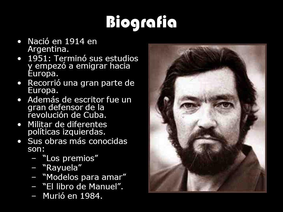 Biografia Nació en 1914 en Argentina.