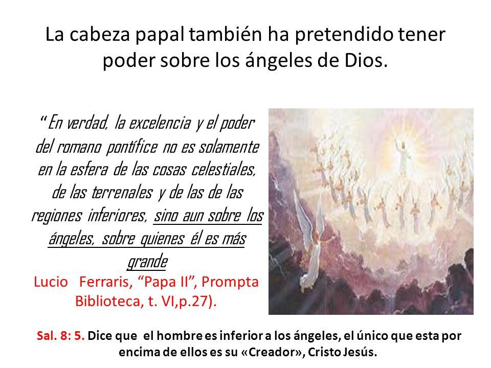 Lucio Ferraris, Papa II , Prompta Biblioteca, t. VI,p.27).