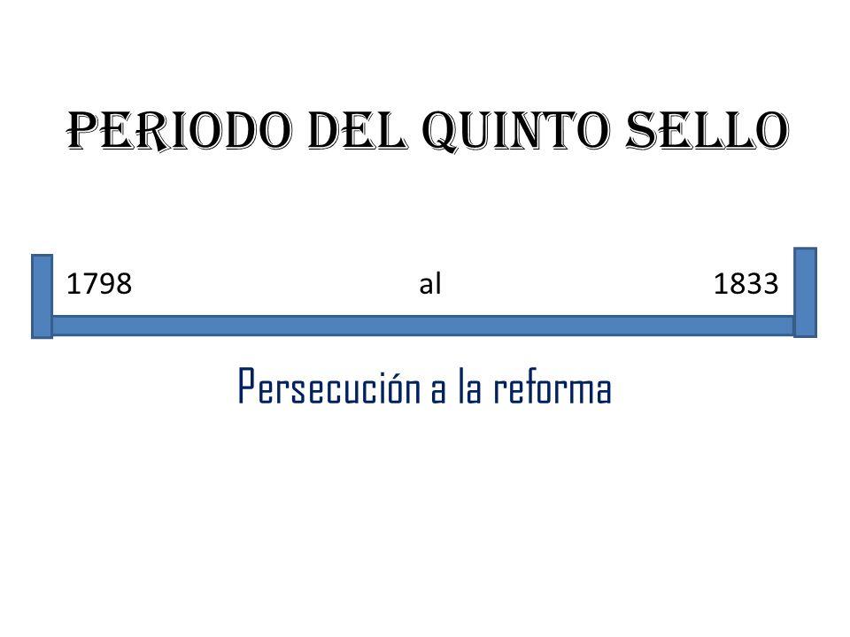 Persecución a la reforma