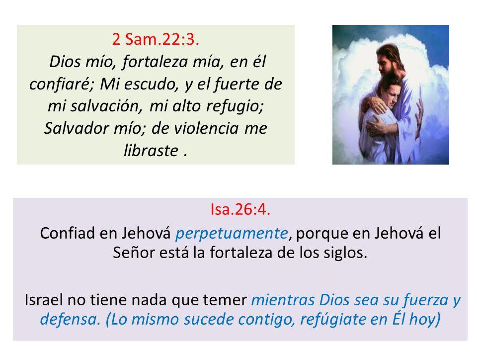 2 Sam.22:3.