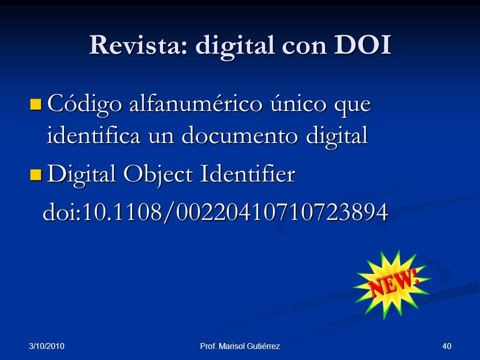 Revista: digital con DOI