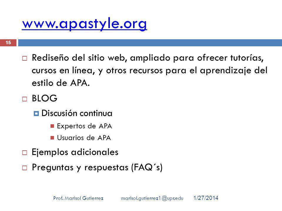 www.apastyle.org 15.
