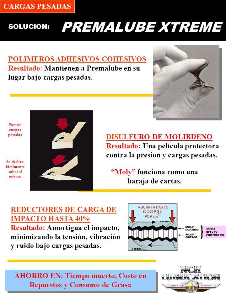 PREMALUBE XTREME CARGAS PESADAS