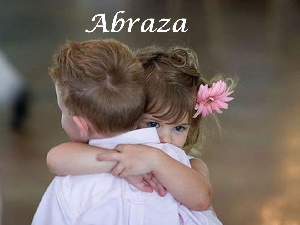 Abraza