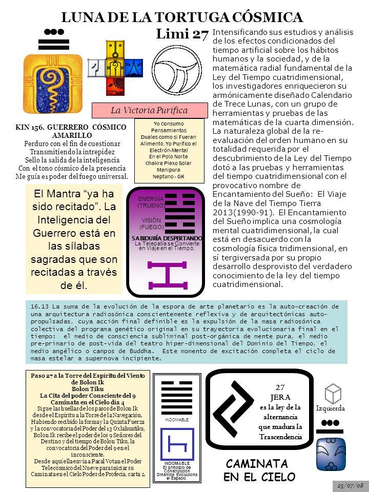 LUNA DE LA TORTUGA CÓSMICA Limi 27