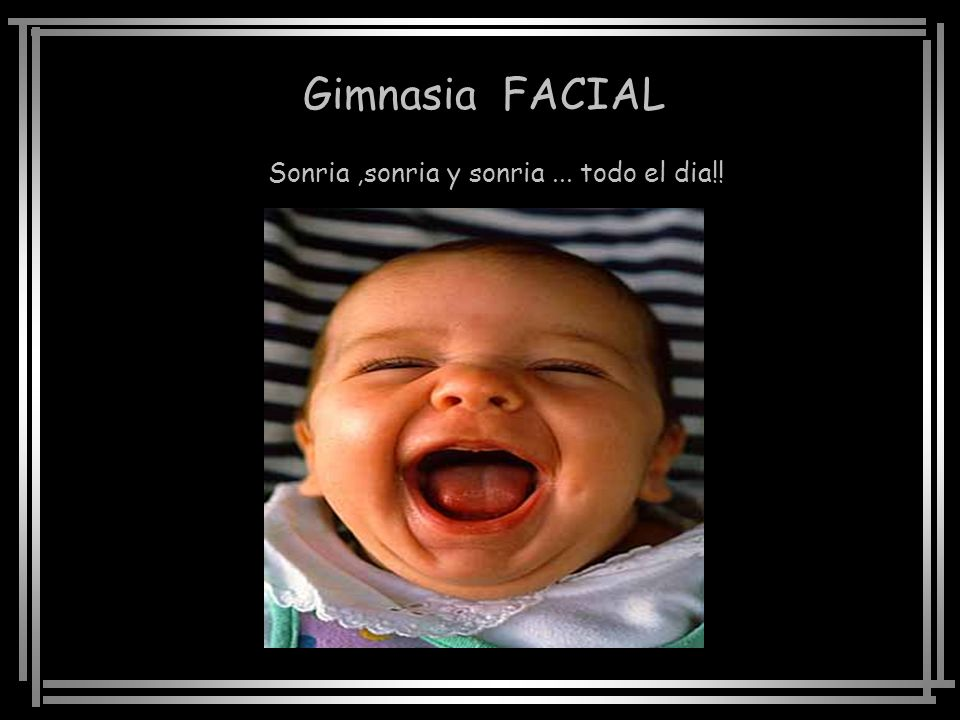 Sonria ,sonria y sonria ... todo el dia!!