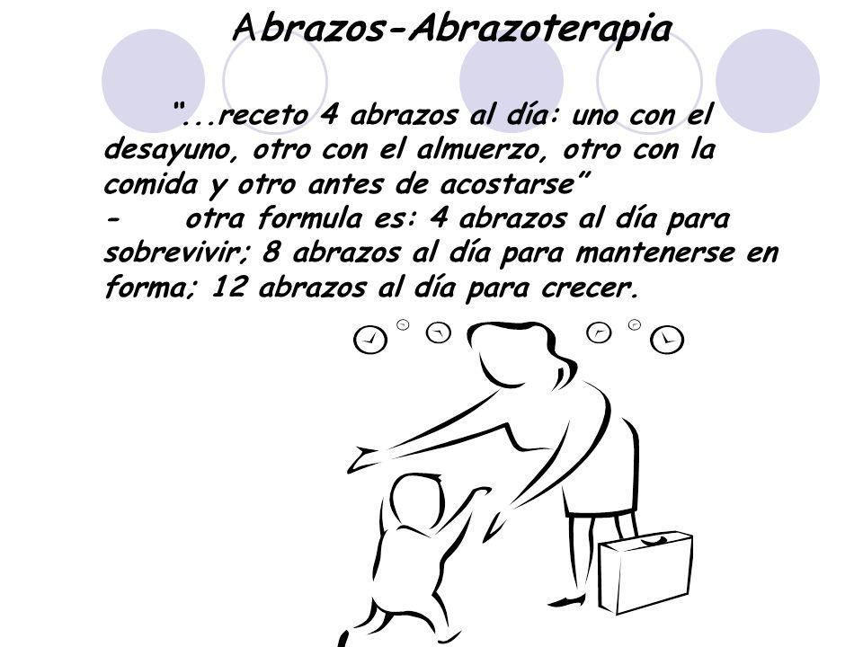 Abrazos-Abrazoterapia