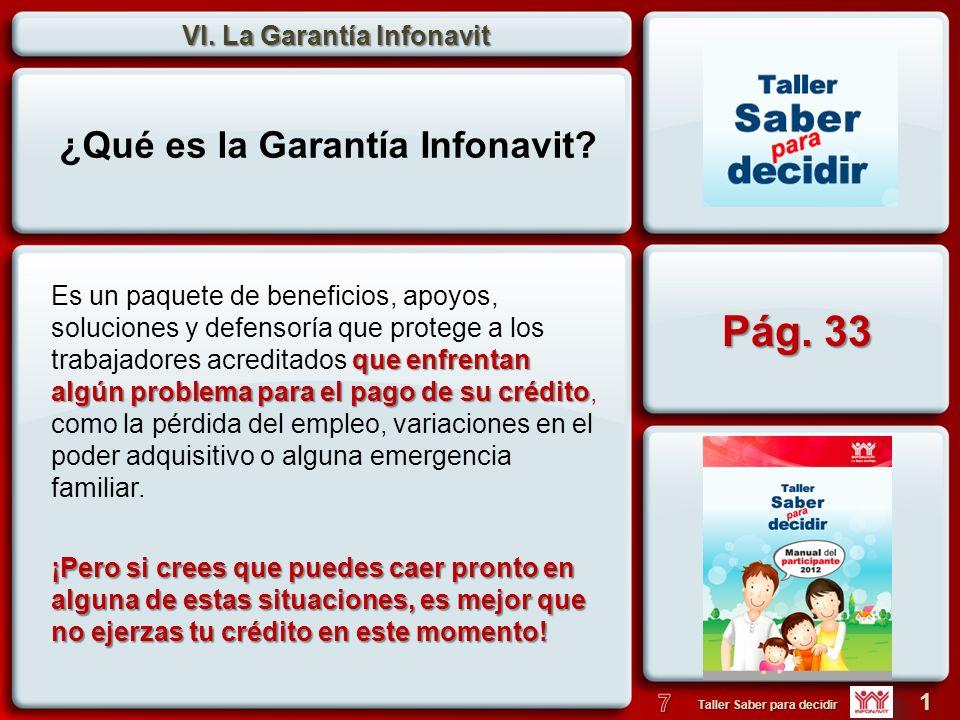 ¿Qué es la Garantía Infonavit