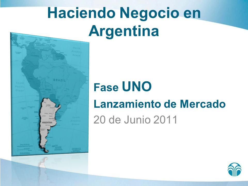 Haciendo Negocio en Argentina