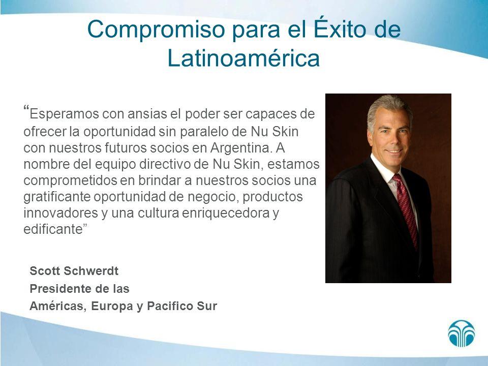Compromiso para el Éxito de Latinoamérica