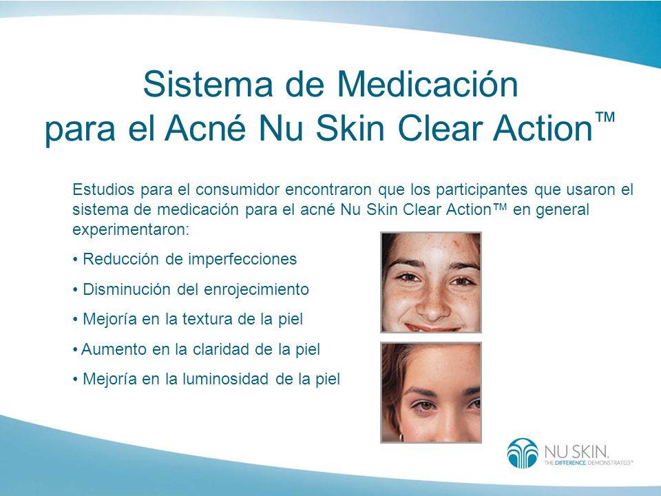 Sistema de Medicación para el Acné Nu Skin Clear Action™