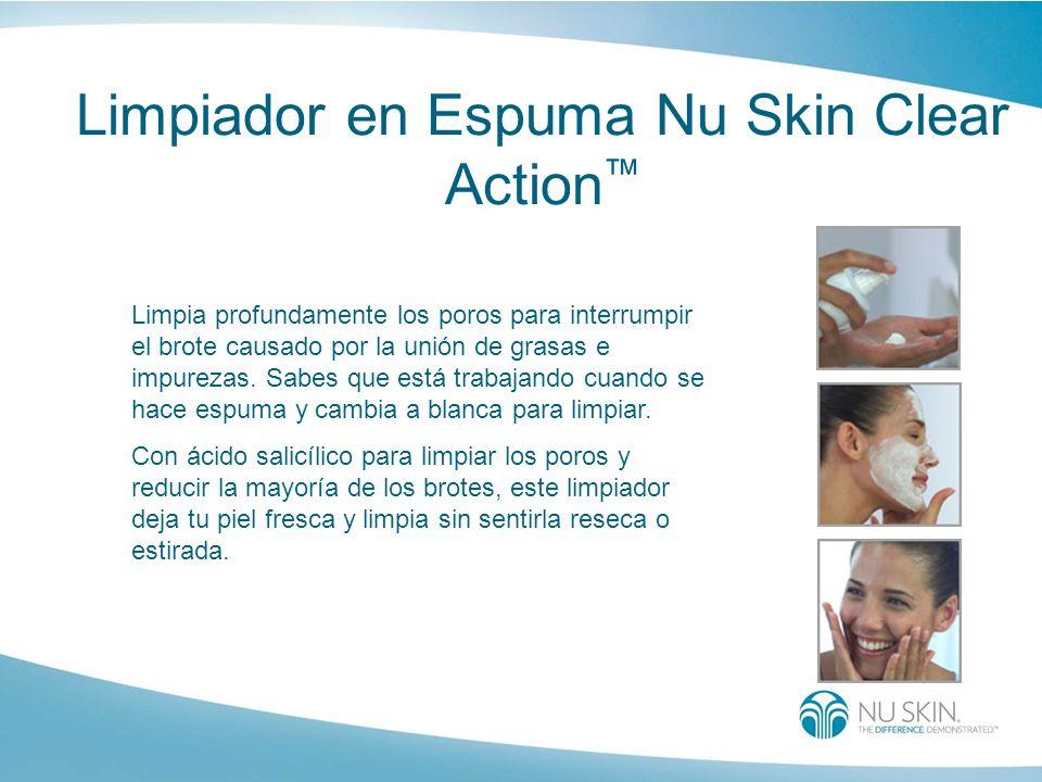 Limpiador en Espuma Nu Skin Clear Action™