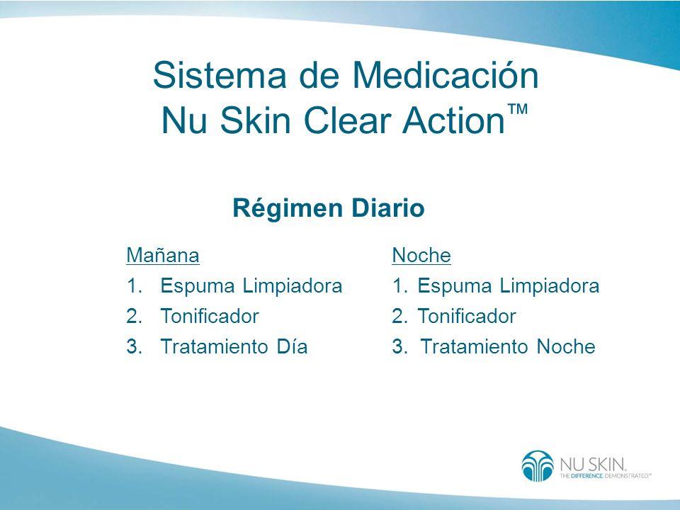 Sistema de Medicación Nu Skin Clear Action™