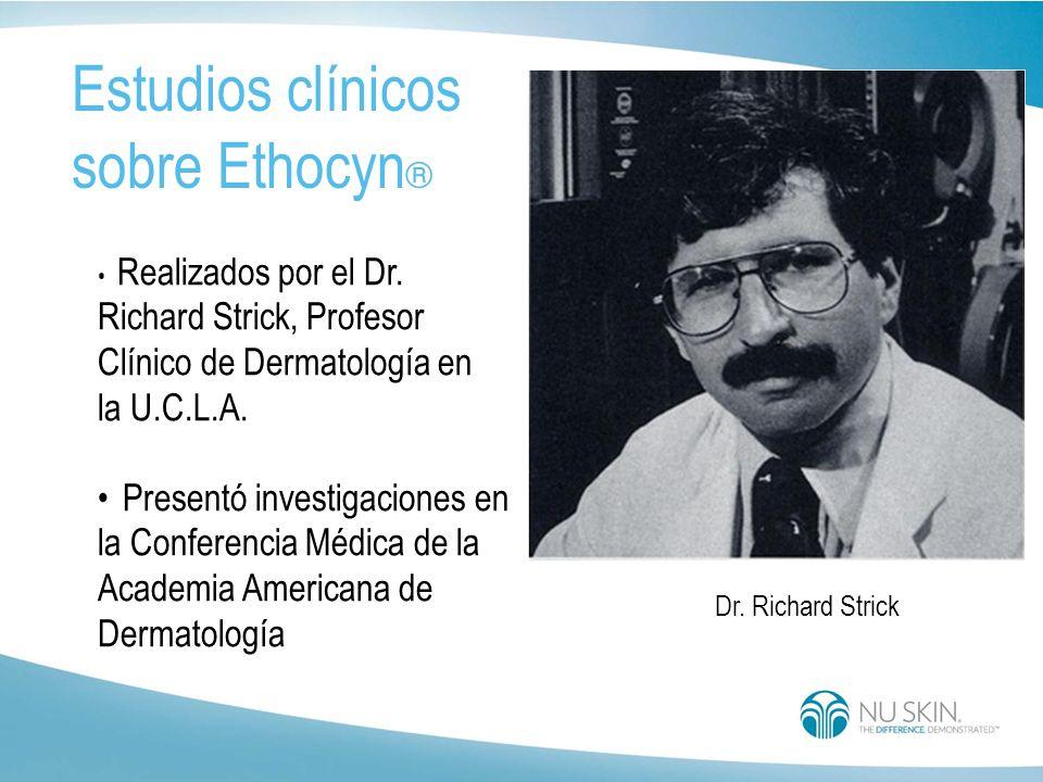 Estudios clínicos sobre Ethocyn®