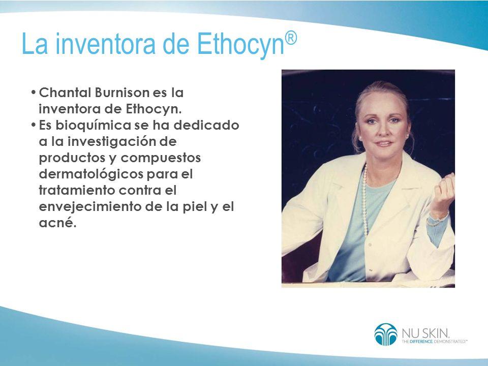 La inventora de Ethocyn®
