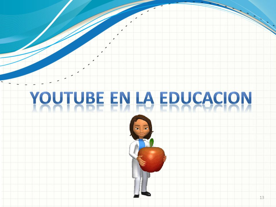 Youtube en la educacion
