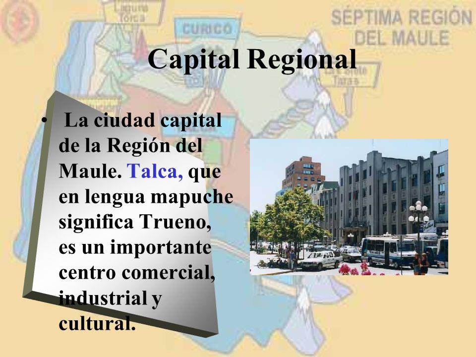 Capital Regional