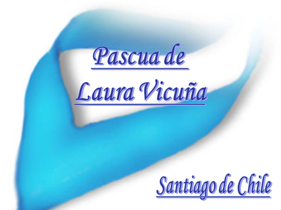 Pascua de Laura Vicuña Santiago de Chile