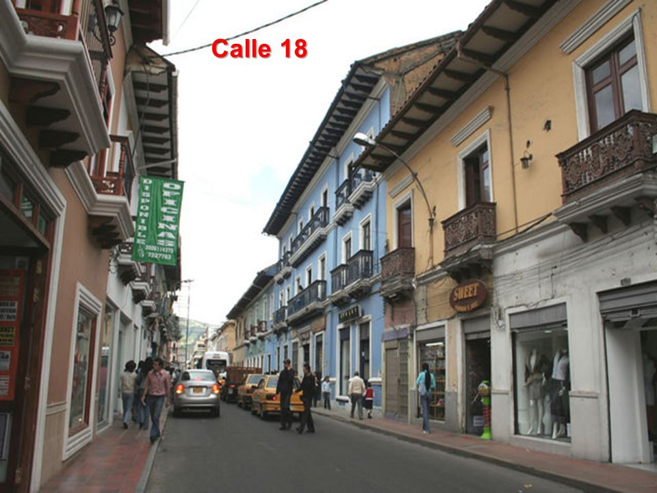 Calle 18