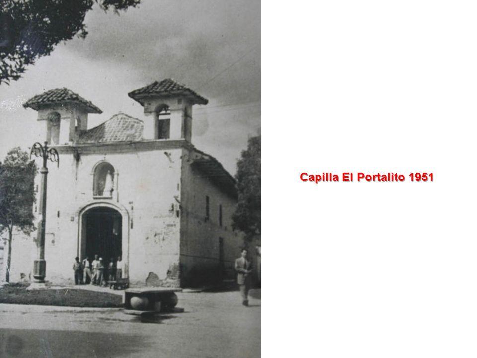 Capilla El Portalito 1951