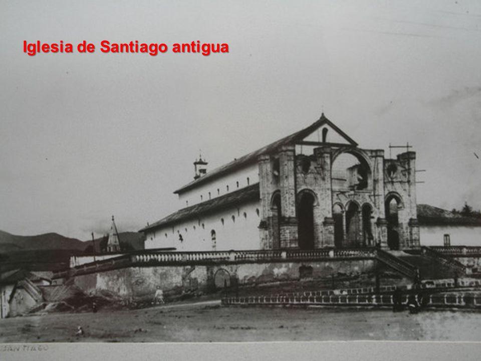 Iglesia de Santiago antigua