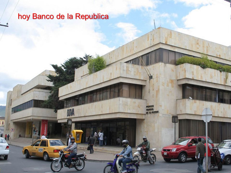 hoy Banco de la Republica
