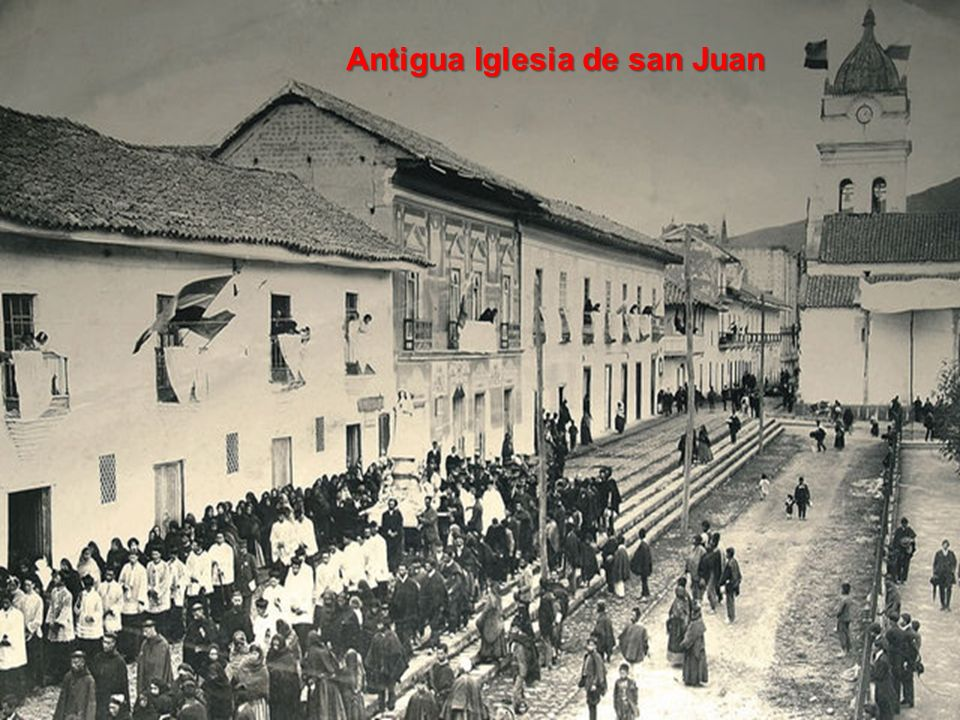 Antigua Iglesia de san Juan