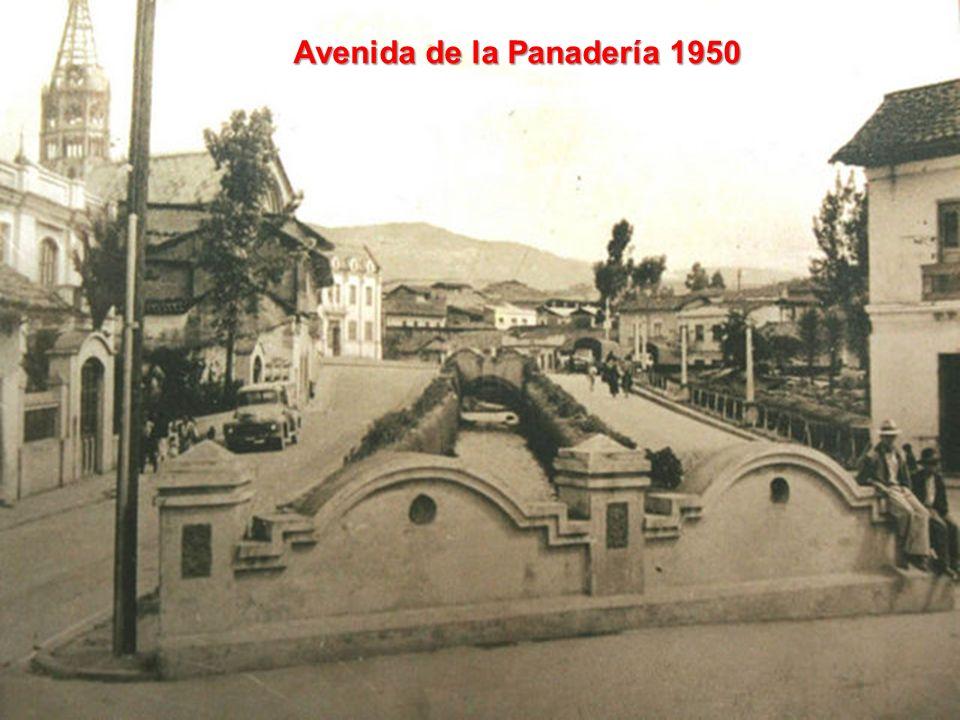 Avenida de la Panadería 1950