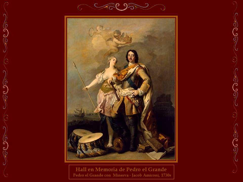Hall en Memoria de Pedro el Grande