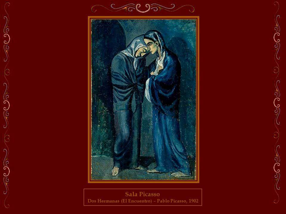 Dos Hermanas (El Encuentro) – Pablo Picasso, 1902