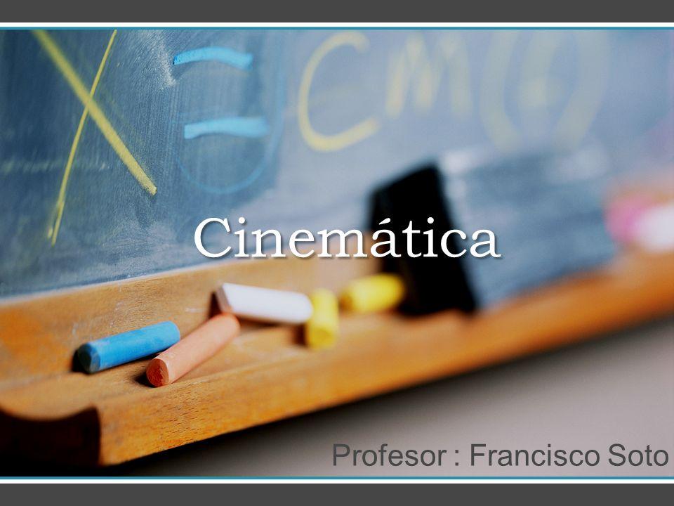 Profesor : Francisco Soto