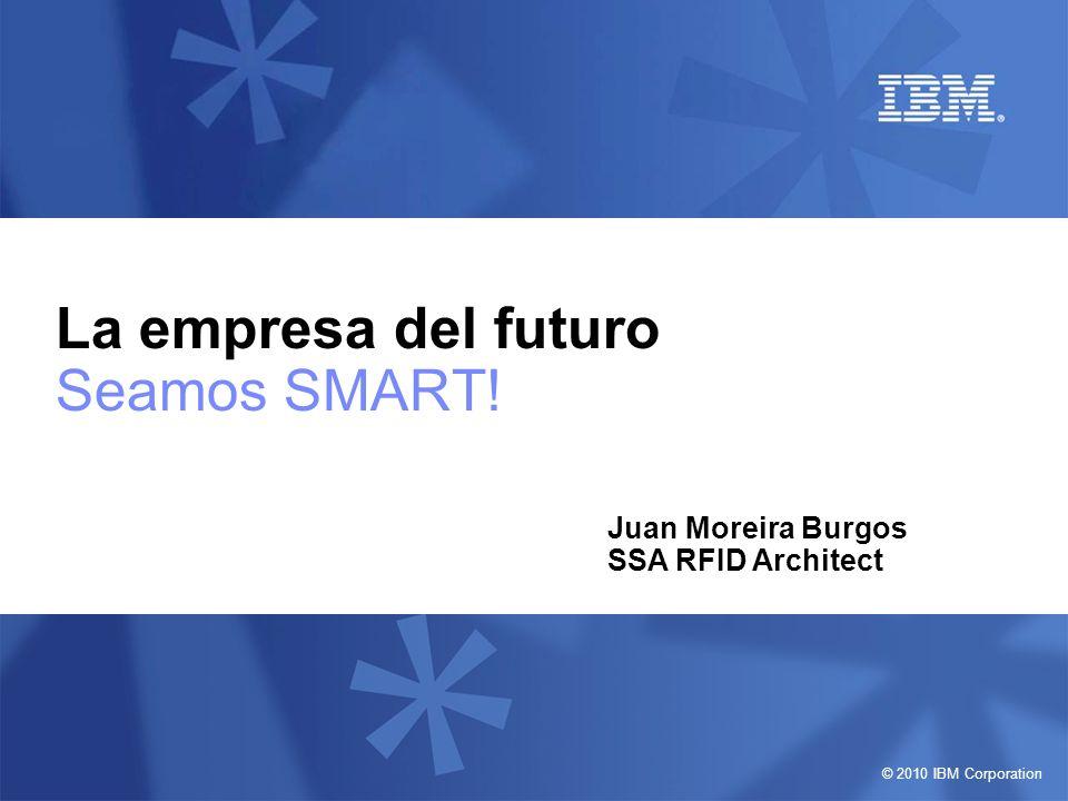 La empresa del futuro Seamos SMART!