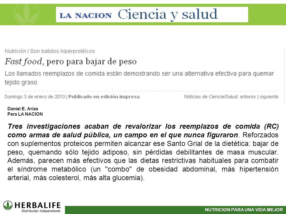 Daniel E. Arias Para LA NACION