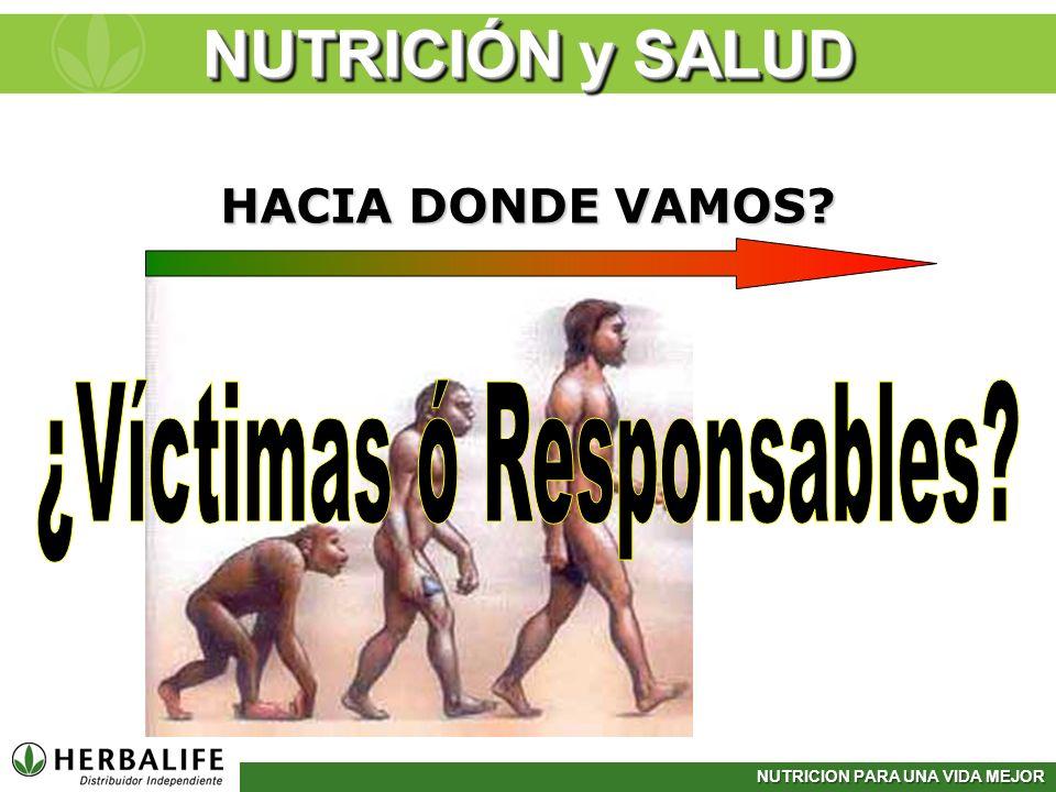 ¿Víctimas ó Responsables