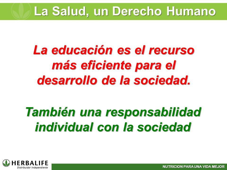 La Salud, un Derecho Humano