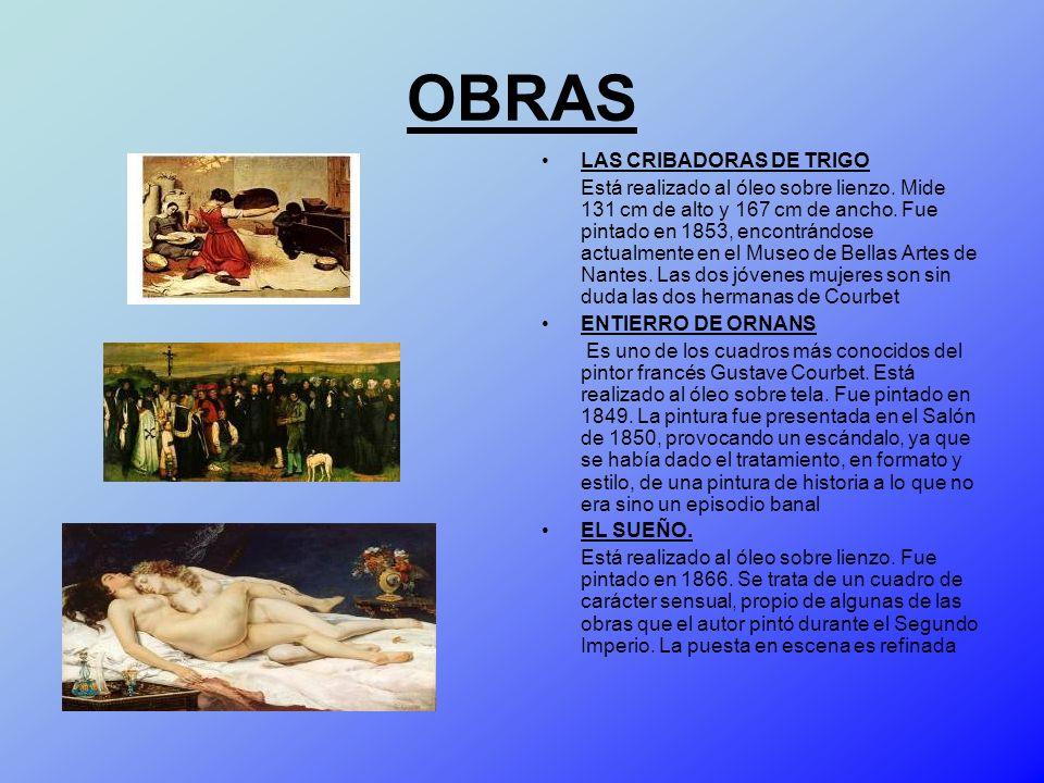 OBRAS LAS CRIBADORAS DE TRIGO
