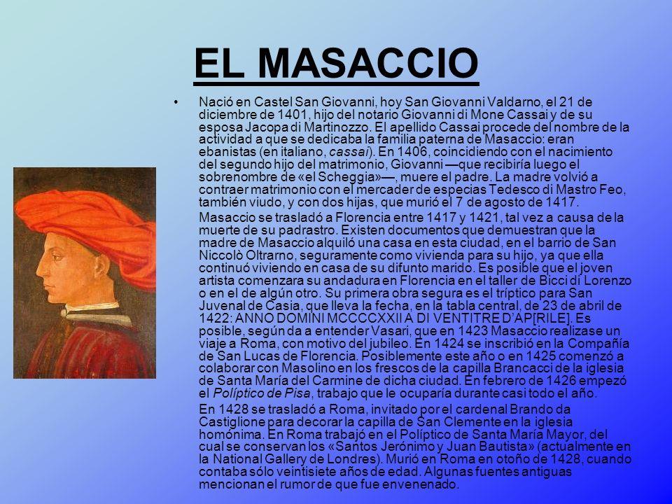 EL MASACCIO