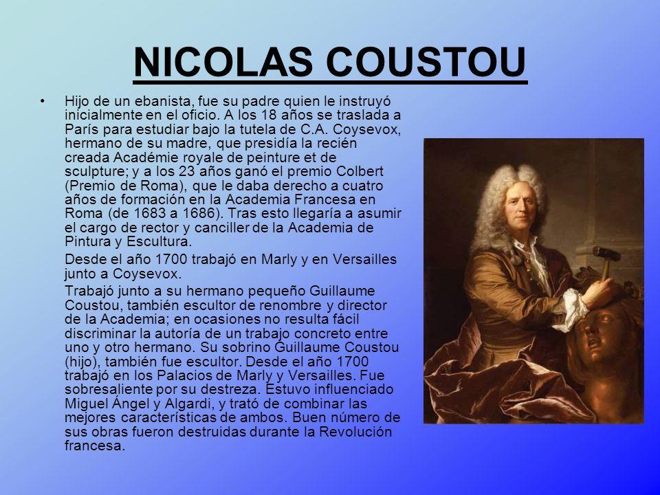 NICOLAS COUSTOU